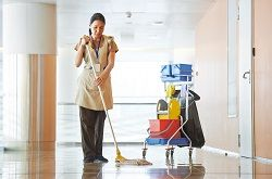 corporate cleaning london