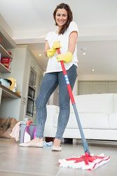 cleaning carpets london